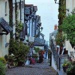 Деревенька Кловелли (Англия)