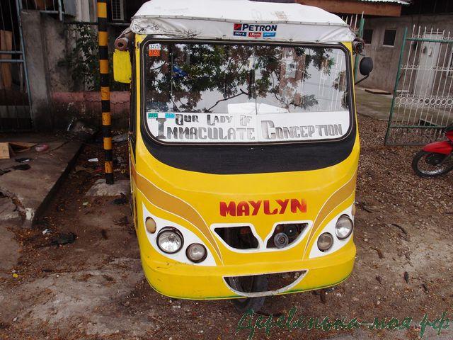 филиппинский деревенский автобус