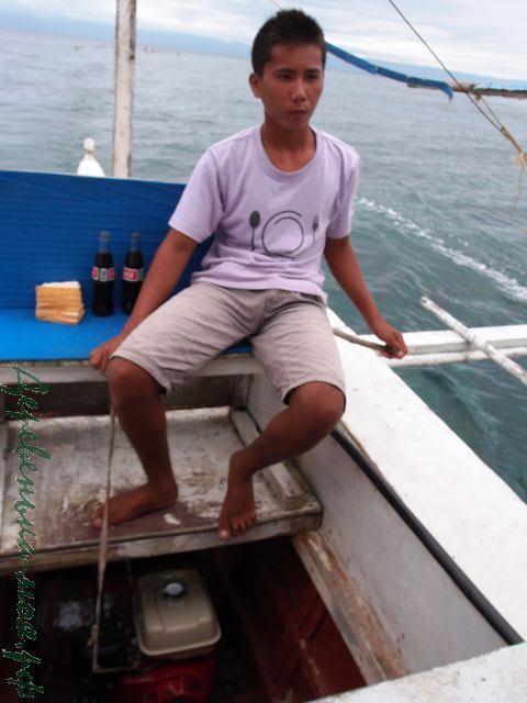 филиппинская лодка