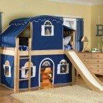 кровать-сказочный дворец