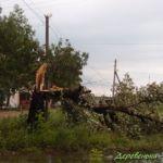 после урагана