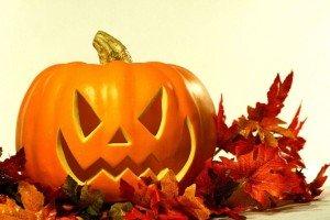 Как сделать тыквенный фонарь для Хэллоуина