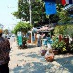 улица в Хуахине