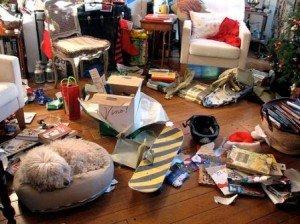 Как навести порядок в комнате маленького сына
